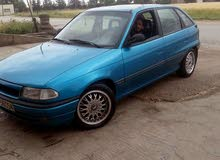 For sale Opel Astra car in Irbid