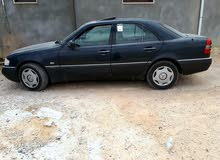 Used Mercedes Benz C 180 for sale in Al-Khums