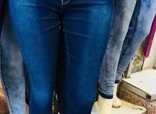 جينز متوفر بسعر20 -ٱڵـٌُْ 1000ـٌُّْـًُّْڣٍِ