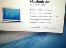Apple Laptop for sale