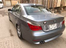 BMW 530 2004 For sale - Silver color