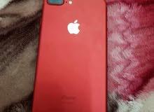 ايفون 7 بلس 256 GB احمر