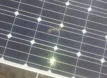 لوح طاقة شمسية نظام 24