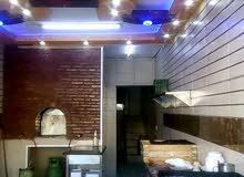 مطعم معجنات للبيع الزرقاء جبل طارق