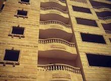 شقة 127م واجهة بحدائق الاهرام