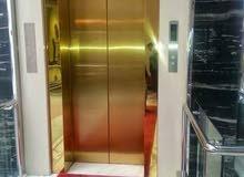 تركيب مصاعد كهربائية ومصاعد هيدروليك وسلالم متحركة Elevators