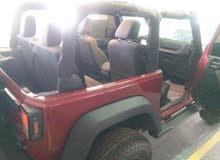 jeep wrangler gcc 2012 km 200+