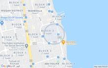 للايجار استديو غرفه وحمام ومطبخ بالمهبوله قريب من البحر