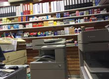 SHOP FOR SALE STATIONERY&XEROX