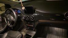 مرسيدس B250  موديل 2015  كلين تايتل