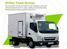 Chiller Freezer Van and Truck for Sale
