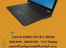 لابتوب Dell مستعمل مواصفات ممتازه