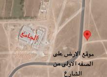 أرض توجد في امتداد صحنوت المخطط الجديد رزات شبه ركنيه