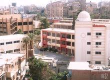 شقة للبيع جسر السويس امام كلية تربية جامعة عين شمس