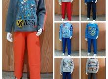 ملابس اطفال و النساء