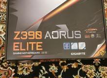 motherboard for sale GIGABYTE Z390 AORUS ELITE LGA1151 9th Gen