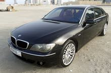 BMW 750LI 2007 Low mileage just 109k 13 Months Insurance Perfect condition
