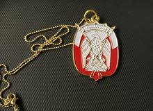 ميداليات ولازم شعار ابوظبي