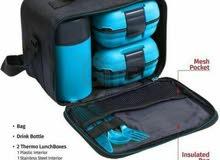 حقيبة للأكل المتميزه حافظة للحرارة بثمن مناسب