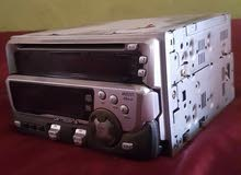 pioneer carrozzeria FH P7000  CD MEDIA PLAYER 2CD + AUX