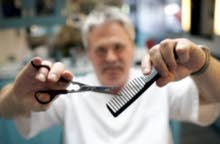 Required Male barber Philipine