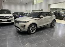 Range Rover Evoque 2020 (Silver)