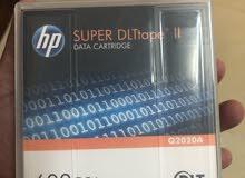 HP superDLT  tape II 600GB