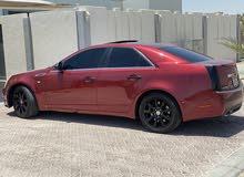 كاديلاك سي تي اس 2008   Cadillac CTS model 2008