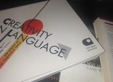 An English teacher language