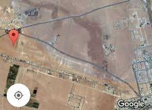 ارض للبيع مساحه 11 دونم بجانب مشروع منازل و مشروع الأمراء طريق المطار