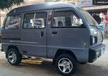 يوجد سيارة سوزوكي فان7راكب جاهزة بالسائق للعمل في الشركات والمصانع والورادي