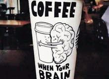 اسطى قهوة خبرة عشرة سنوات