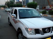 Nissan Navara 2012 For sale - White color