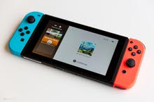 Nintendo Switch available for immediate sale
