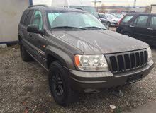 2002 Used Cherokee with Automatic transmission is available for sale