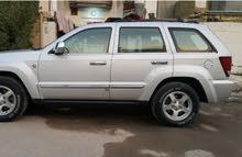 Jeep Laredo 2007 For sale - Silver color