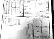 للبيع قطعة ارض صناعي مجاوره مصنع اسمنت عمان