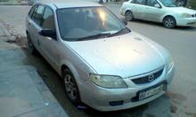 Gasoline Fuel/Power   Mazda 626 1999