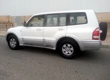 Available for sale! 0 km mileage Mitsubishi Pajero 2003