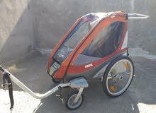 عربة اطفال من سويسرا