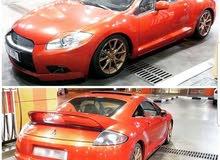 Gasoline Fuel/Power   Mitsubishi Eclipse 2009