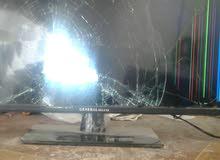 3 شاشات مكسورة نوع جنرال وناشونال وهيسنس