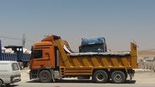 قلاب 2009 للبيع فحص كامل 25.46 النوع مرسيدس لون برتقالي