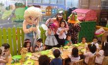 مهرجين وشخصيات كرتونيه لحفلات أطفال وأعياد الميلاد