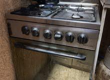 طباخ 4 عيون  فريش مستعمل للبيع عنوان بلديات