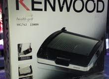 Kenwood شواية كينوود صحية HG762