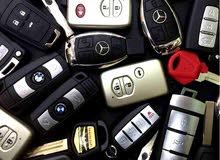 نوفر جميع المفاتيح ورموت كنترول السيارات بسعار رمزي جداً لاي سيارة