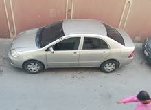 toyota corolla. 2002. cood condition.