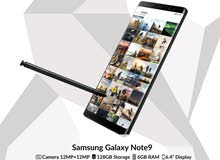 Samsung Galaxy note 9 in Lowest Price - Aed 3478 only with Official Samsung Warranty