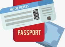 لكافه الراغبين بدخول مجال الحجوزات الارضيه والسياحه والطيران تدريب متخصص عملي عنفس البرامج